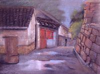laiha_painting_baptism-of-rain